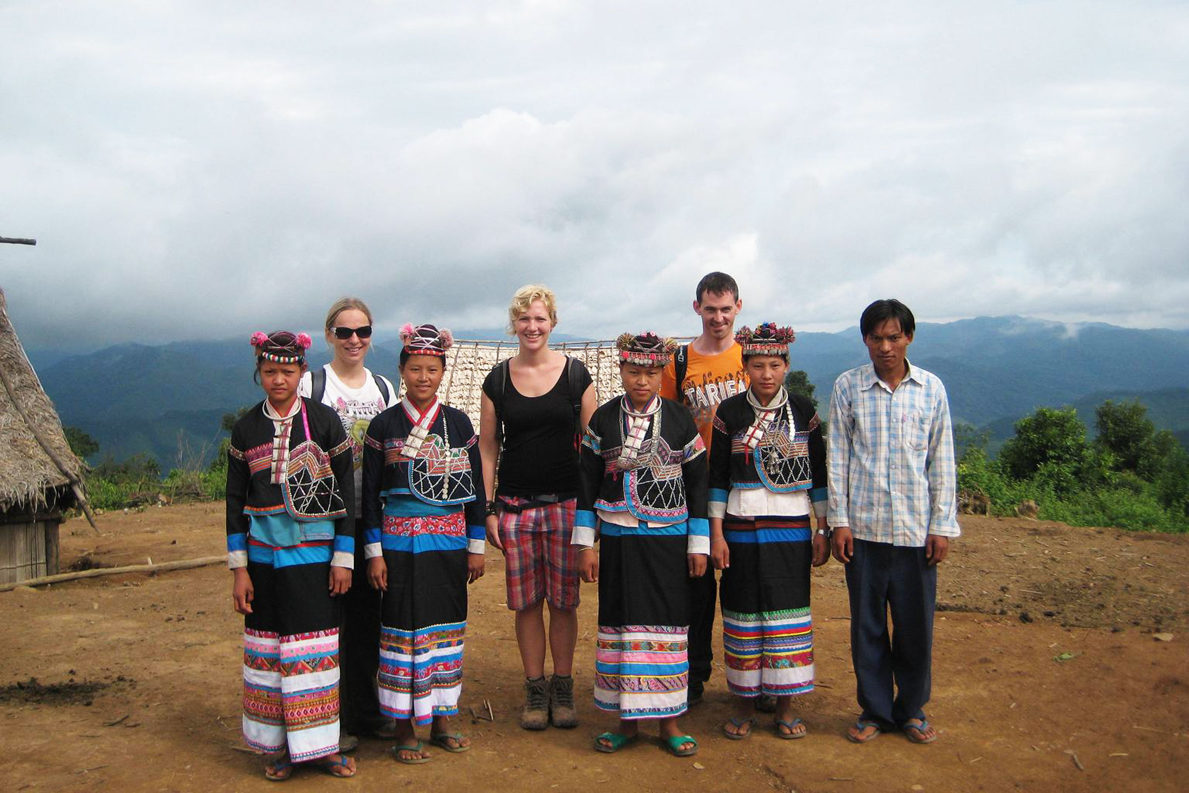 4 Days Trekking in Luang Namtha